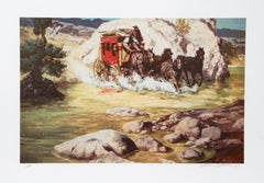 Shannon Stirnweis, Run For Safety Lithograph - RoGallery