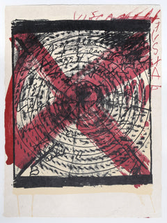 Antoni Tapies, Diana Lithograph - RoGallery