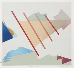 Eugenie Torgerson, Believing in Chance Screenprint - RoGallery