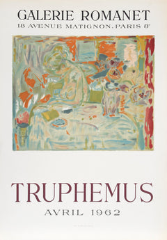 Jacques Truphémus, Exhibition at Galerie Romanet Poster - RoGallery