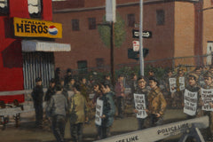 William Waithe, Teacher's Strike Oil - RoGallery