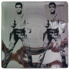 Andy Warhol, Double Elvis Ceramic - RoGallery