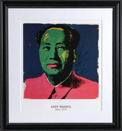 Andy Warhol, Mao Poster - RoGallery
