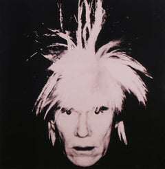 Andy Warhol, Self Portrait Poster - RoGallery