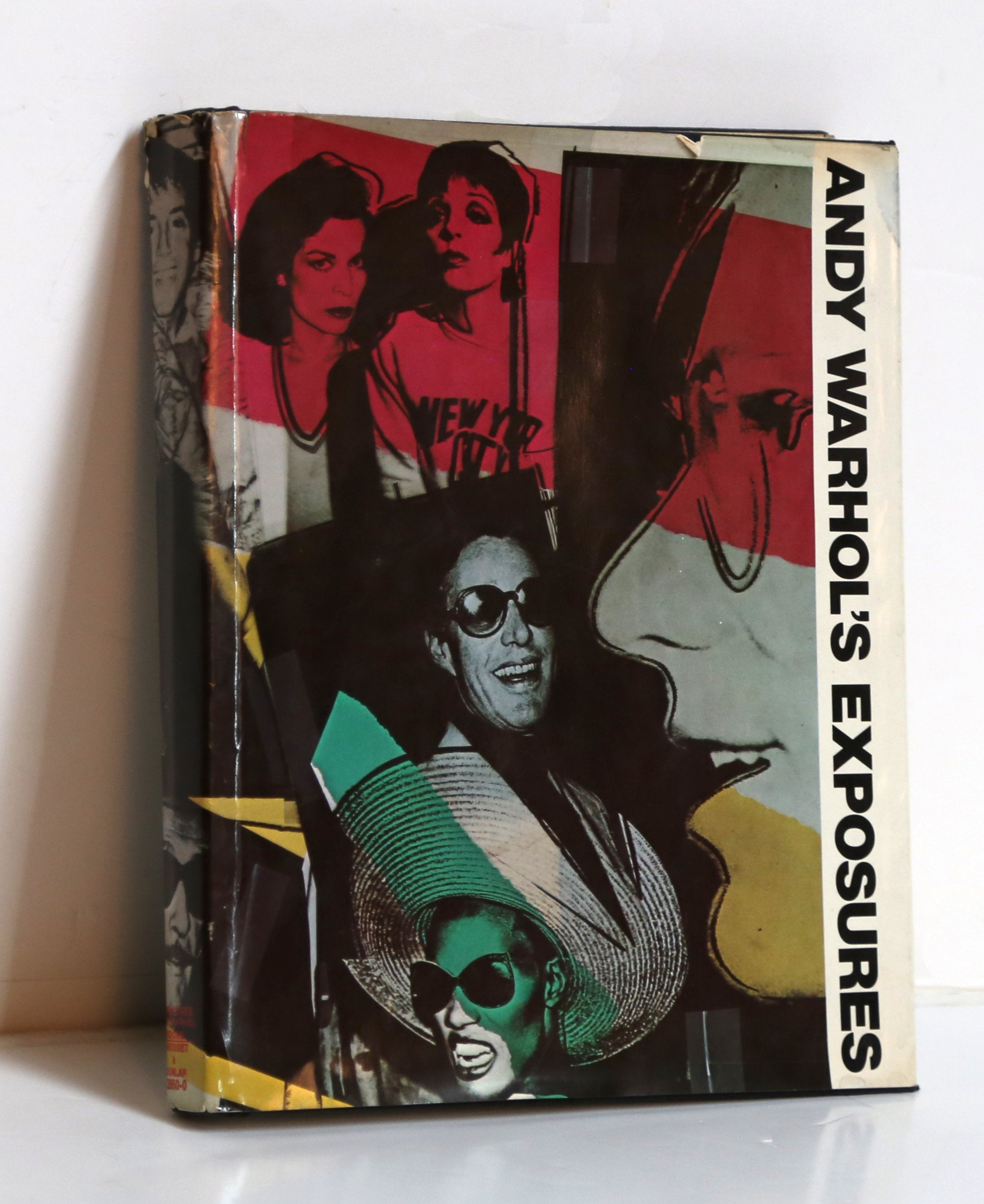 Andy Warhol, Andy Warhol's Exposures Book - RoGallery