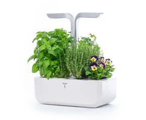 HORTA URBANA VÉRITABLE® - Smart Edition - Branco/Cinza