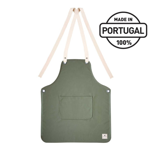 Delantal Yako & Co - Vegan Green Forest