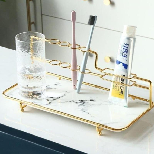 Nordic Toothbrush Holder