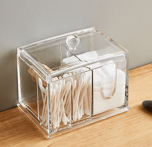 Essentials Acrylic Storage