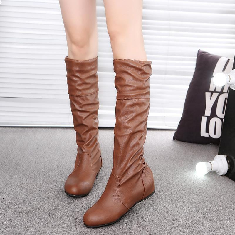 Roxanne Knee High Boots