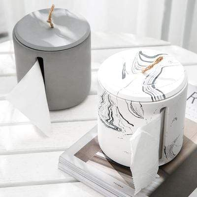 Roll Tissue Box