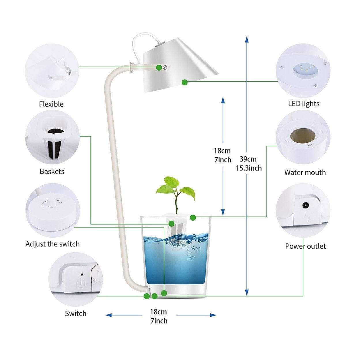 Soilless Smart Garden Kit