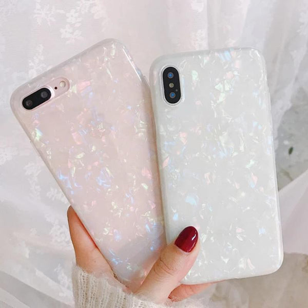 Shimmering iPhone Case