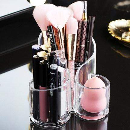 Petite Makeup Brush Holder