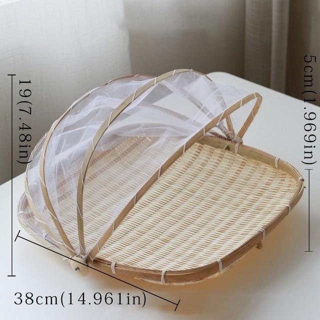 Dustproof Basket
