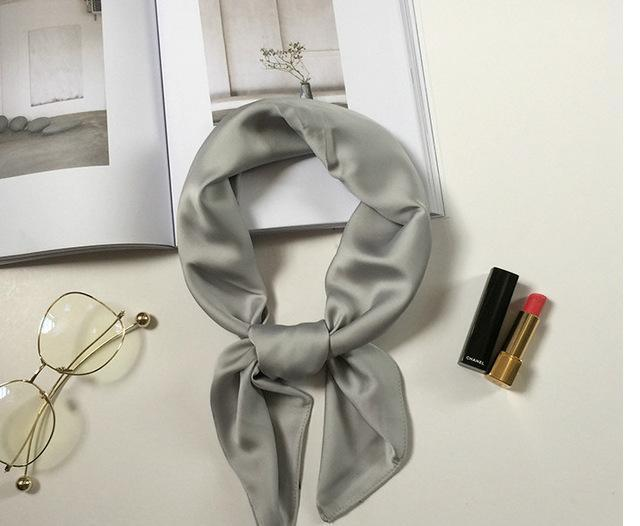 Solid Square Scarf
