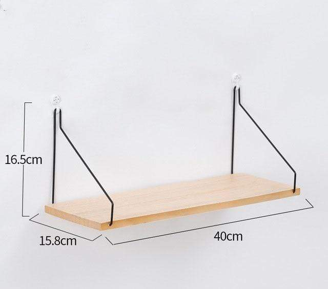 Nordic Floating Shelf