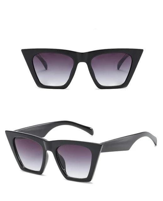 90s Vintage Cat Eye Sunglasses