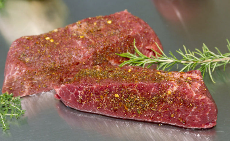 CENTER CUT BONELESS CHUCK (DENVER STEAK) - $15/lb - Sold Out