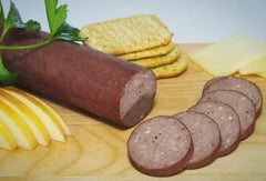 Summer Sausage 8 oz. - $7.00/pkg.
