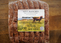 Breakfast Sausage Links  - $10/pkg