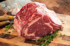 PRIME RIB BONE-IN ROAST: Call Store To Special Order - $24/lb