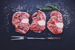 OSSO BUCO/CROSS CUT SHANK - $10/lb