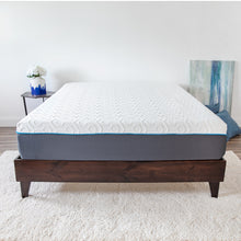 Load image into Gallery viewer, 12-Inch Firm 4-Layer Gel-Infused Memory Foam Mattress