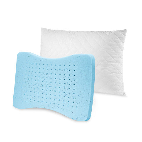 Quilted MemoryLOFT Pillow