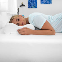 Load image into Gallery viewer, Classic Contour Memory Foam Bed Pillow