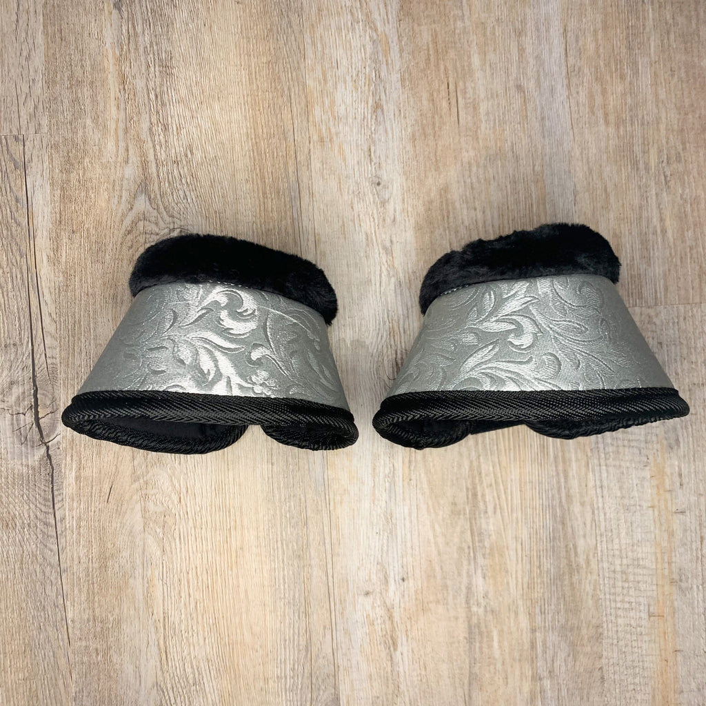 Sterling Damask Bell Boots