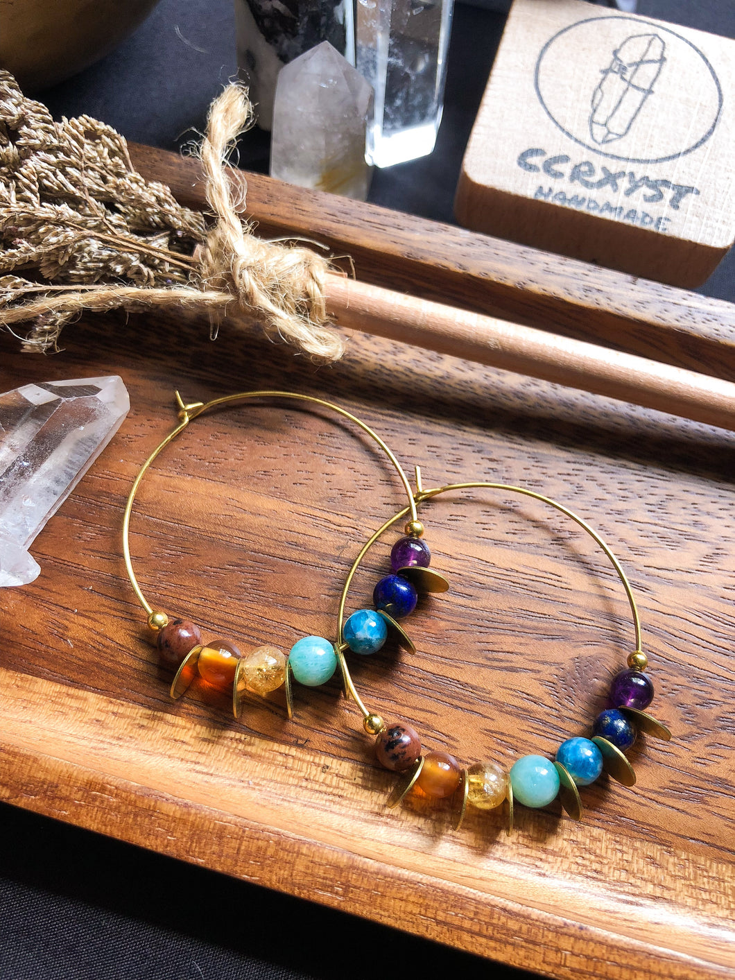 Complete Chakra Hoops