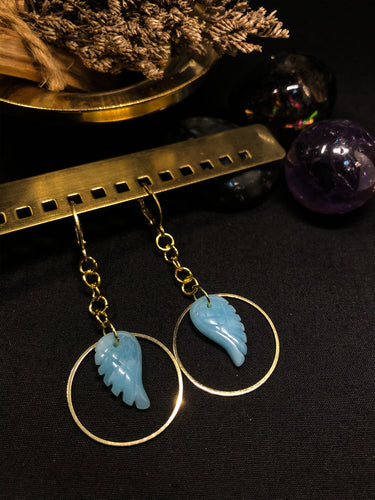 FLY HIGH Amazonite Drops
