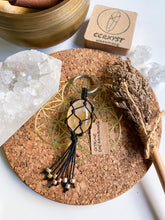 Load image into Gallery viewer, Citrine Macrame