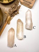 Load image into Gallery viewer, Lemurian Seed Quartz