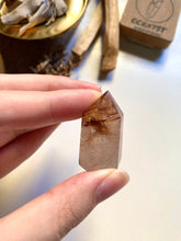 Load image into Gallery viewer, Golden Rutilated Quartz Tower