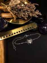 Load image into Gallery viewer, CREEPY CRAWLY Silver Bracelet