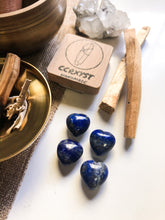 Load image into Gallery viewer, Lapis Lazuli Miniature Heart