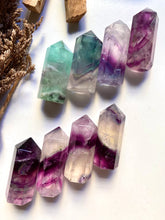 Load image into Gallery viewer, Rainbow Fluorite Tower