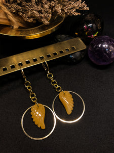 FLY HIGH Orange Aventurine Drops