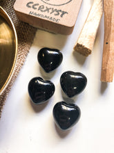 Load image into Gallery viewer, Black Onyx Miniature Heart