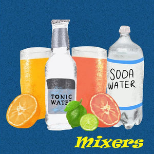 Non-Alcoholic (Mixers, Juices, Sodas, Energy Drinks)