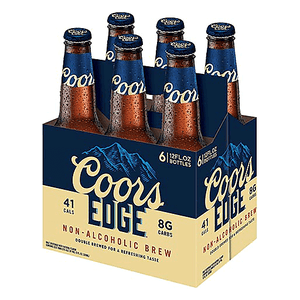 Coors Edge Non-Alcoholic Beer