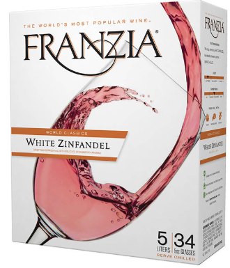 Franzia Boxed Wines