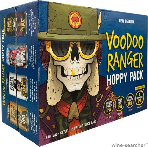 New Belgium Voodoo Ranger Hoppy Pack