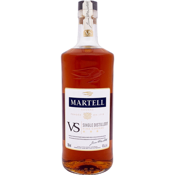 Martell VS Single Distillery Gift Set
