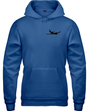 Co-Pilot single Low wing Black on Light garment