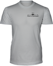 Lear Pilot in Command Black Logo