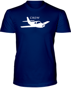Crew white  single Low  wing Logo youth and Toddler sizes.