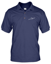 Pilot in Command  twin small jet white logo